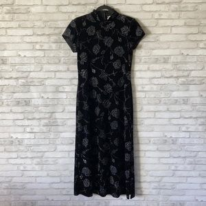 90s Vintage S.L. Fashions Made in USA Dress